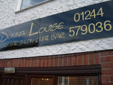 Donna Louise sign